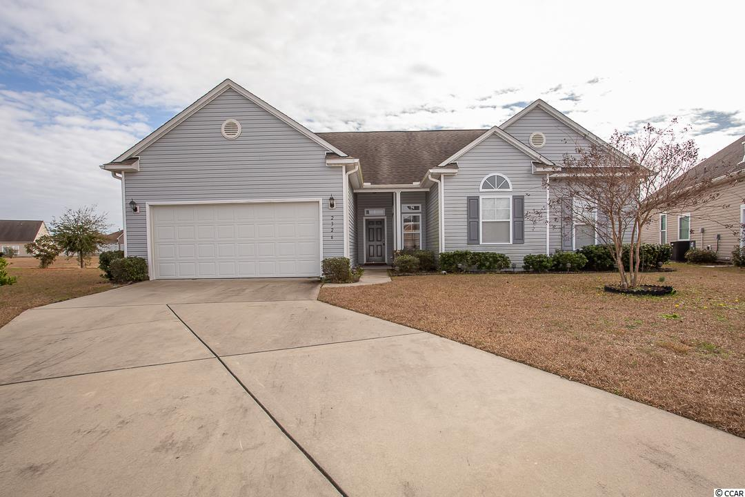 Detached MLS:1901972   2326 Ordsall Ct. Myrtle Beach SC