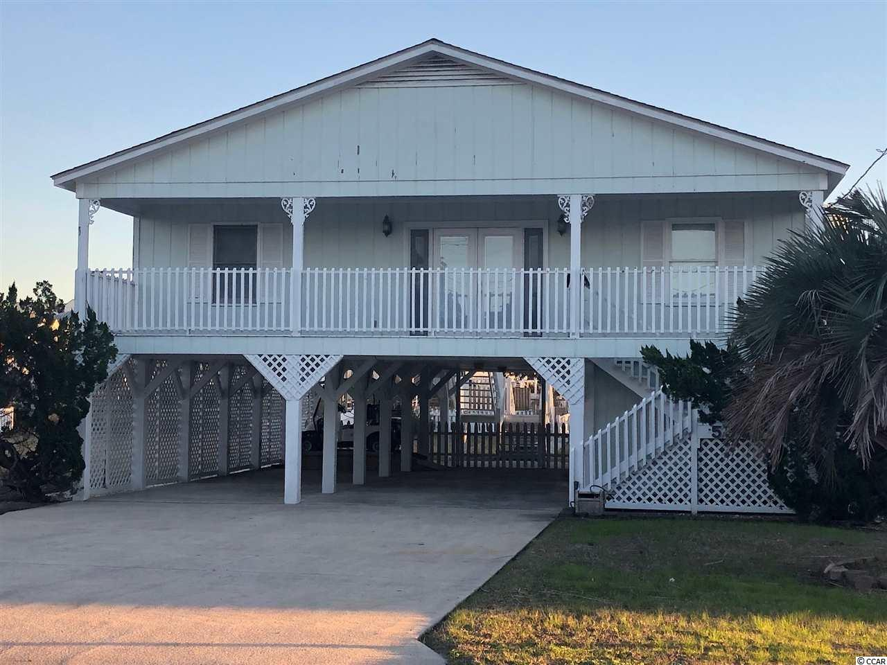 Detached MLS:1902002   5906 Channel St. North Myrtle Beach SC