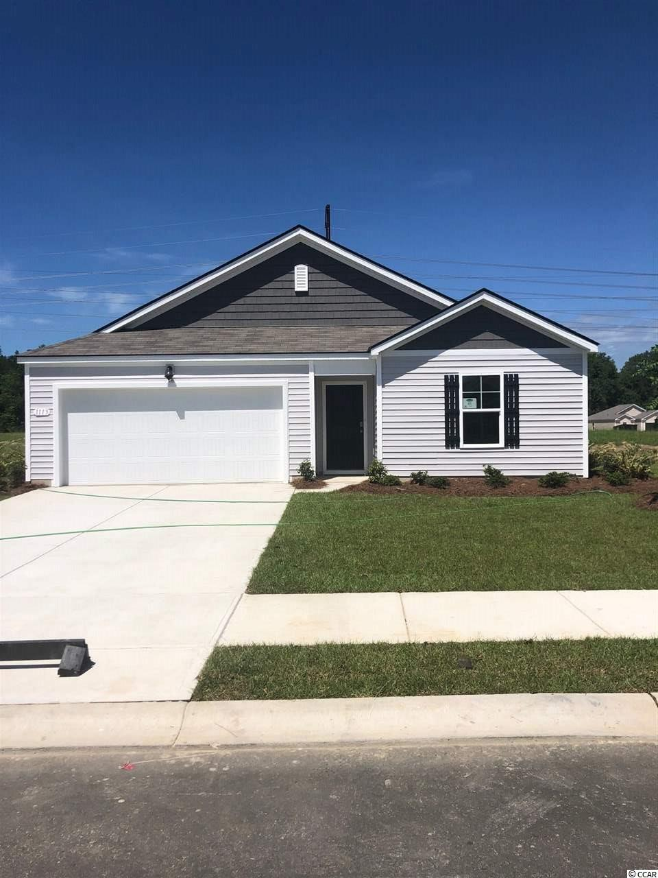 Detached MLS:1902048   TBD3 Donald St. Conway SC