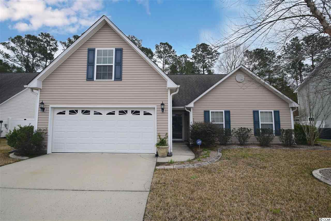 Detached MLS:1902125   162 Sugar Mill Loop Myrtle Beach SC