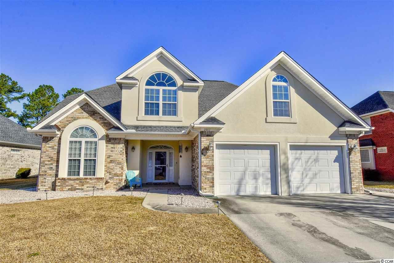 Detached MLS:1902130   2387 Covington Dr. Myrtle Beach SC