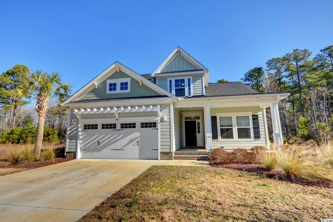 Detached MLS:1902149   2981 Moss Bridge Ln. Myrtle Beach SC