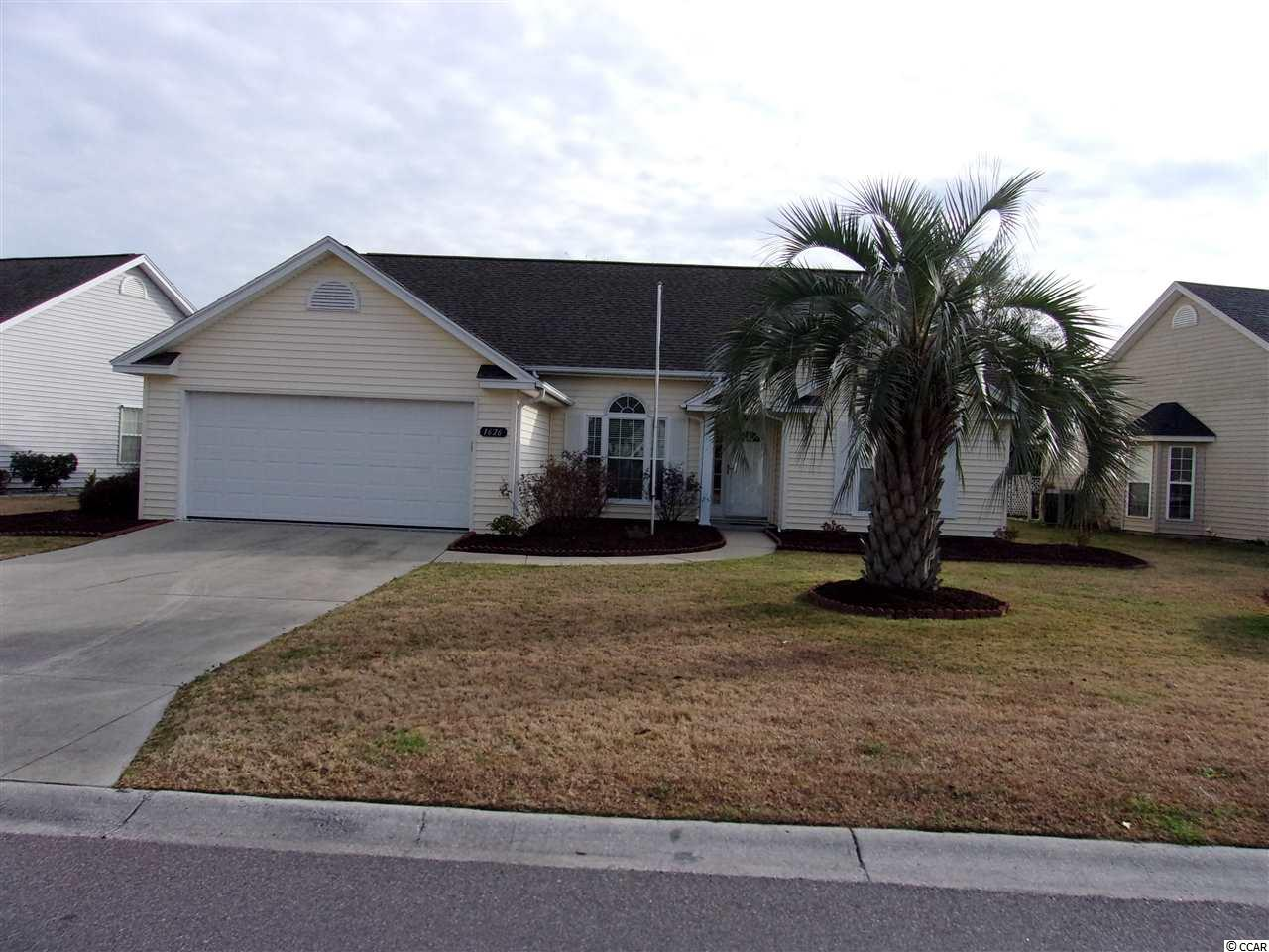 Detached MLS:1902155   1626 Montclair Dr. Surfside Beach SC