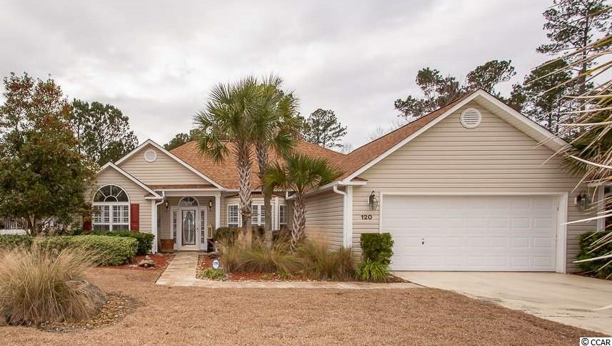 Detached MLS:1902160   120 Goodale Dr. Longs SC