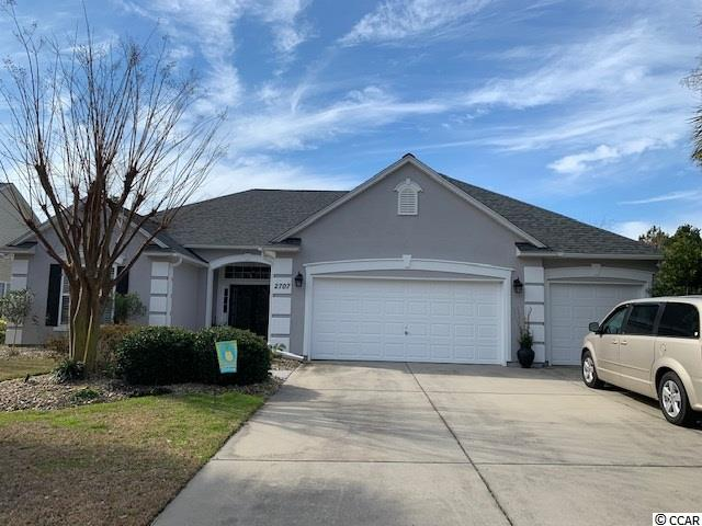 Detached MLS:1902193   2707 Marsh Glen Dr. North Myrtle Beach SC