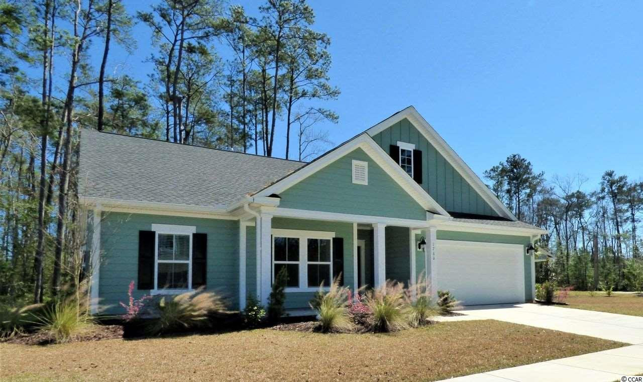 Detached MLS:1902199   1760 Barrister Lane Myrtle Beach SC