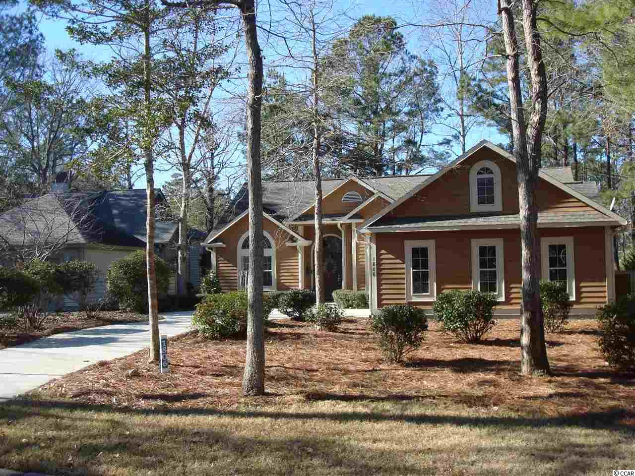 Detached MLS:1902203   1806 Topsail Ln. North Myrtle Beach SC
