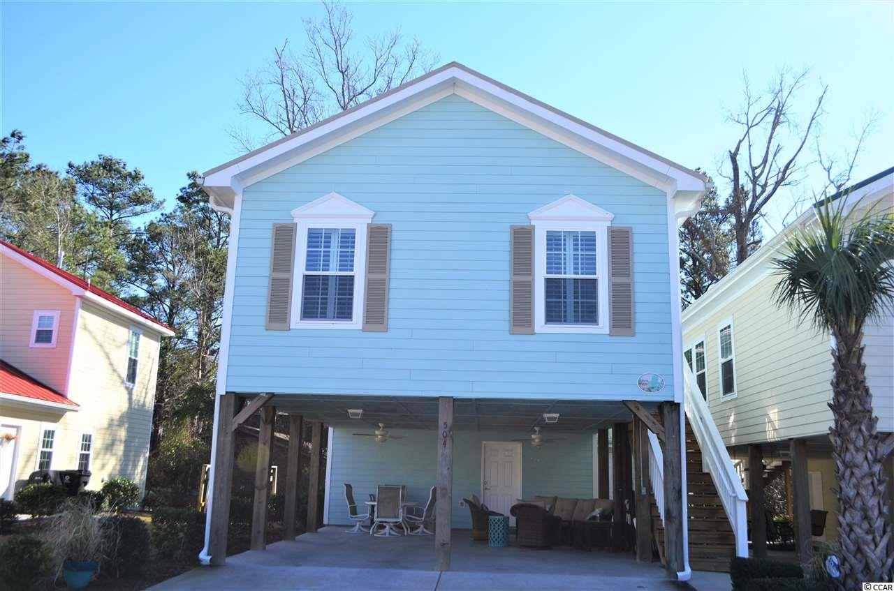 Detached MLS:1902205   504 Castellar Ln. Little River SC