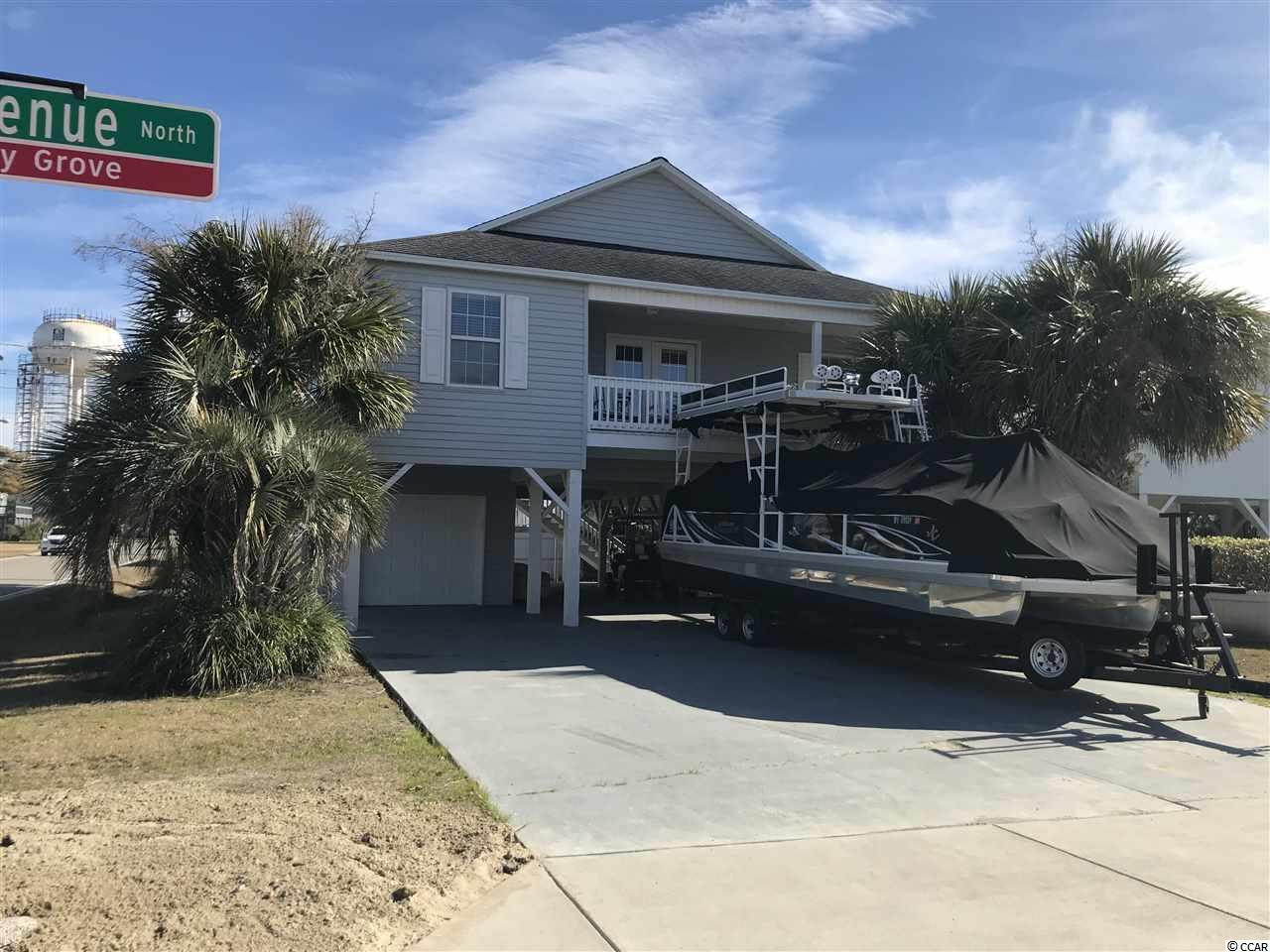 Detached MLS:1902216   316 28th Ave. N North Myrtle Beach SC