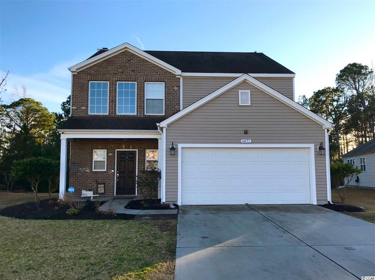 Detached MLS:1902233   4673 Farm Lake Dr. Myrtle Beach SC