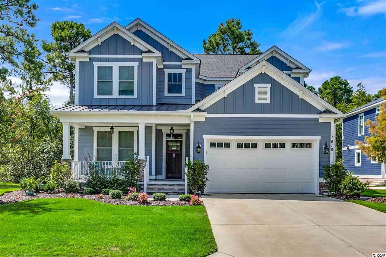 Detached MLS:1902244   1618 Rachel Carson Pkwy. Myrtle Beach SC