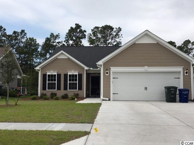 Detached MLS:1902289   3681 Park Pointe Ave. Little River SC