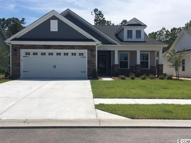 Detached MLS:1902297   3689 Park Pointe Ave. Little River SC