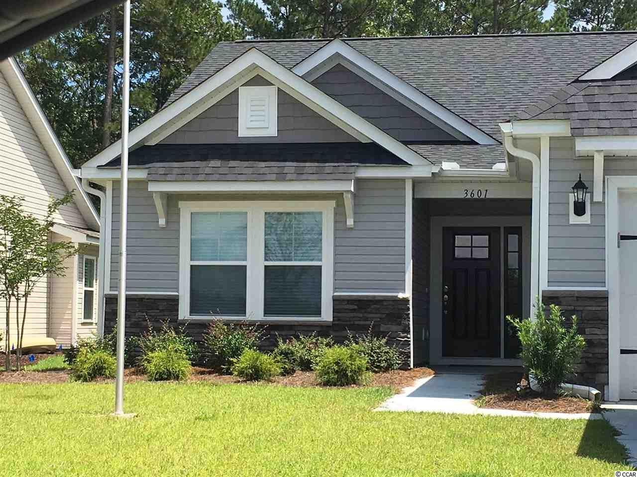 Detached MLS:1902315   3601 Park Pointe Ave. Little River SC