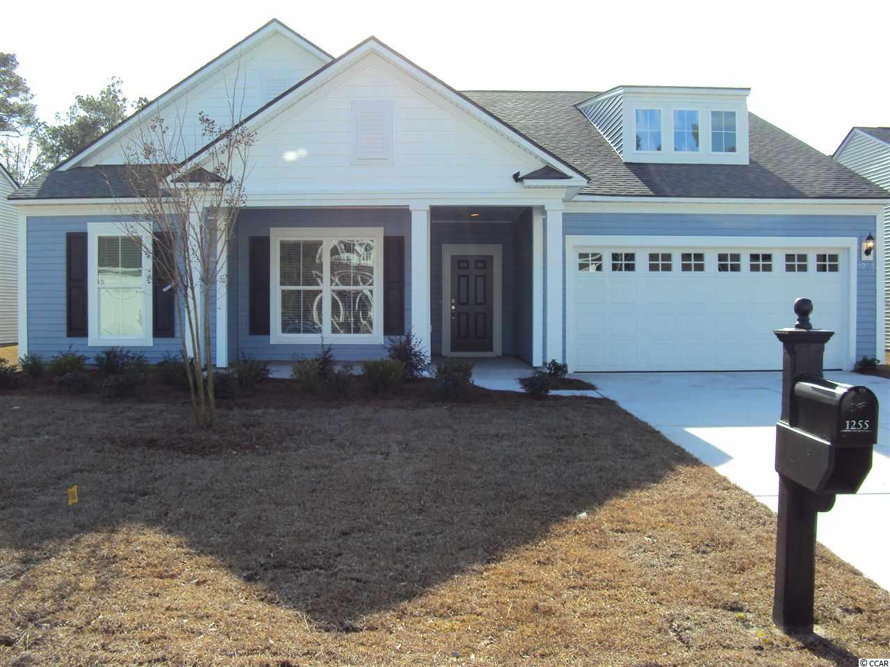Detached MLS:1902340   1255 Welford Ct. Myrtle Beach SC