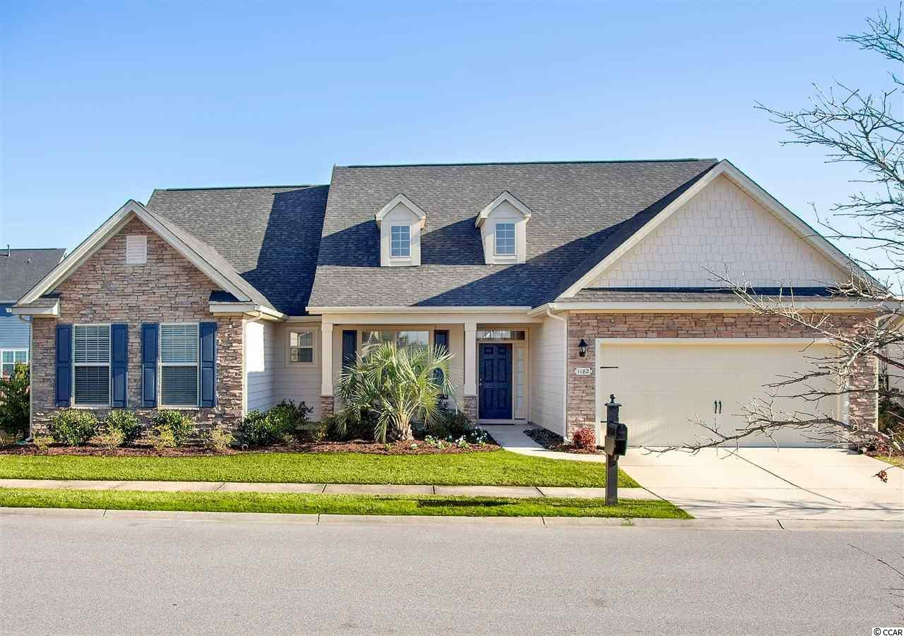 Detached MLS:1902347   1182 Parish Way Myrtle Beach SC