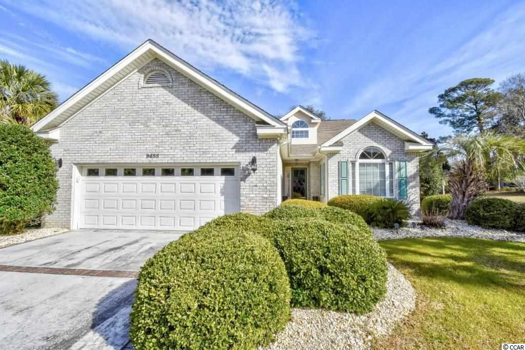 Detached MLS:1902382   9658 Sand Fiddler Ct. Myrtle Beach SC