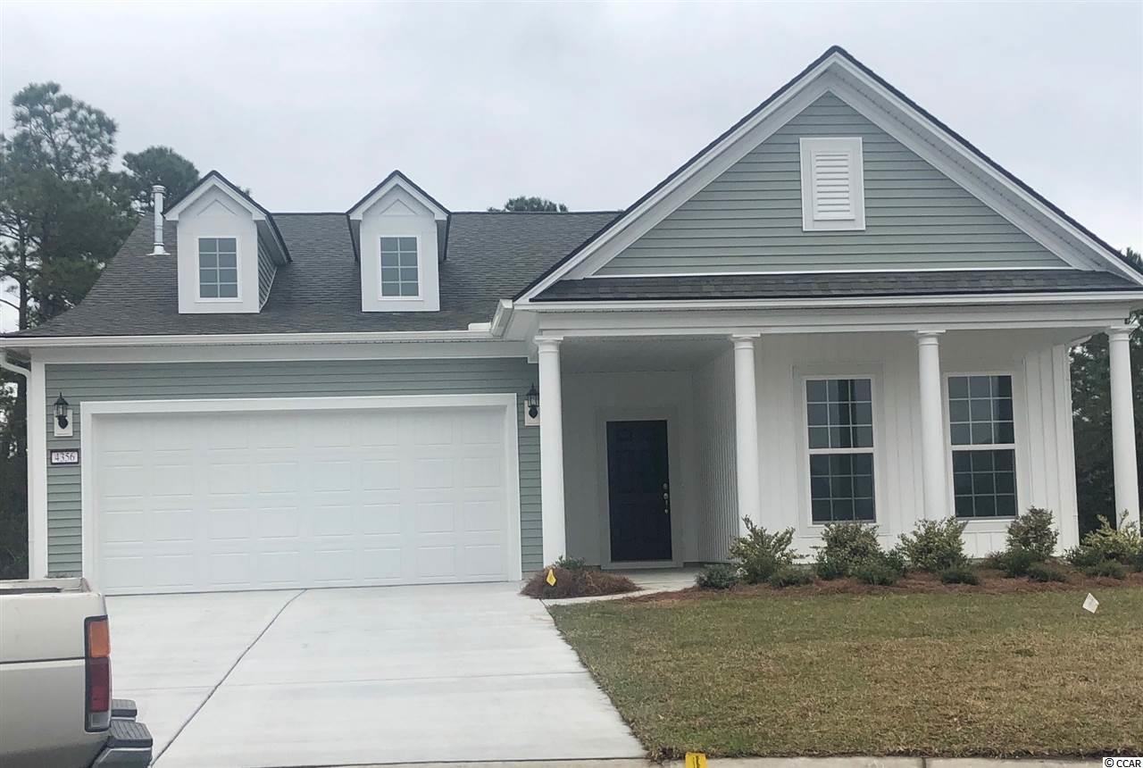 Detached MLS:1902396   4356 Hawkins Dr. Myrtle Beach SC