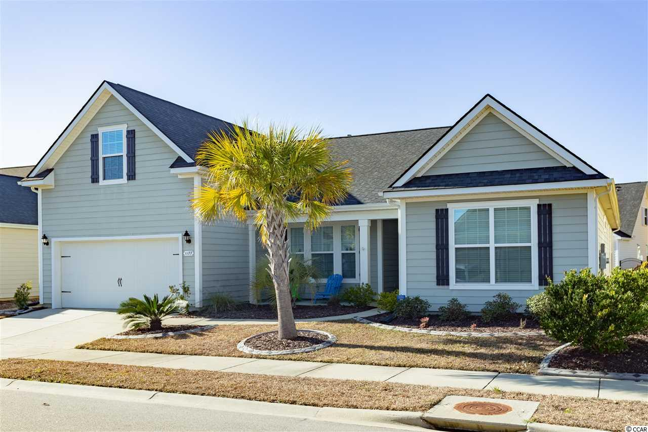 Detached MLS:1902408   1177 Wyatt Ln. Myrtle Beach SC