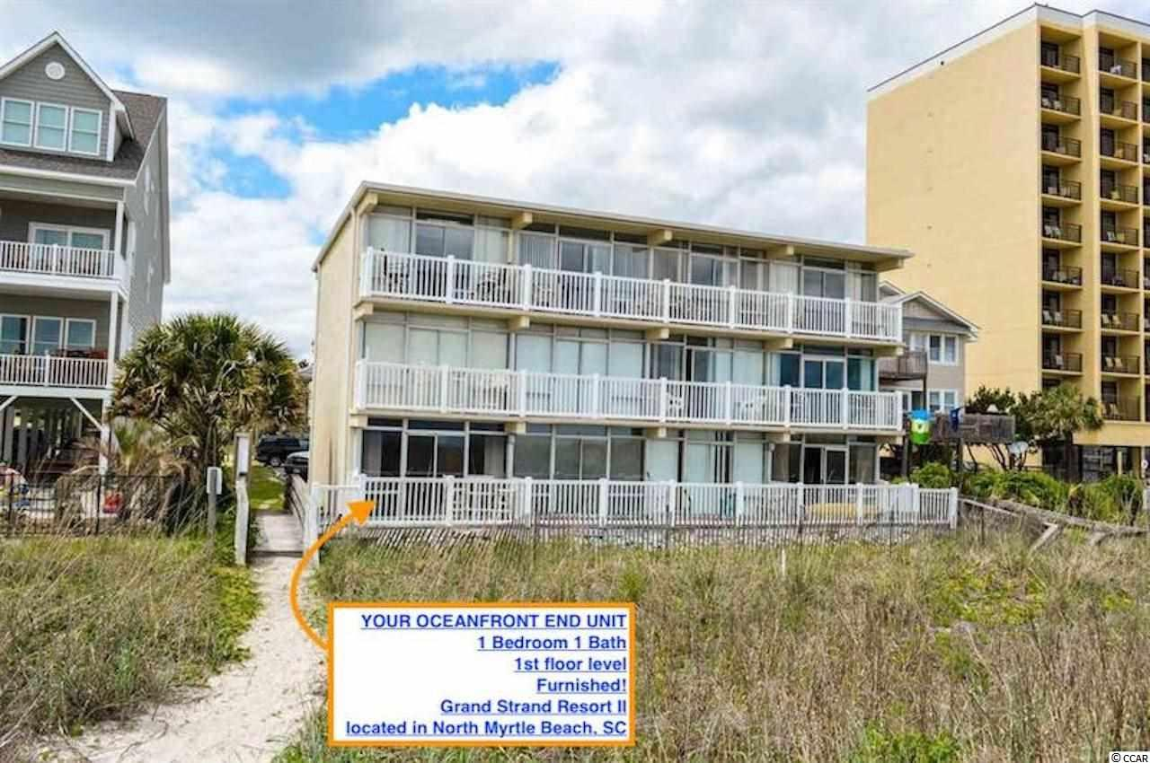 Condo MLS:1902434 Grand Strand Resort II  1607 S Ocean Blvd. North Myrtle Beach SC