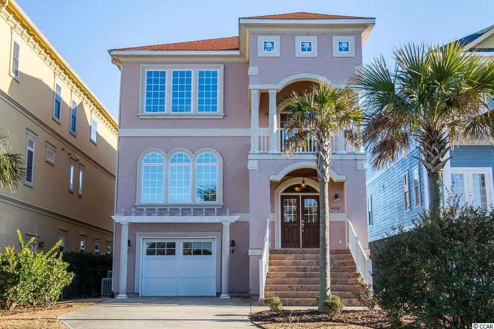 Detached MLS:1902469   424 W Palm Dr. Myrtle Beach SC