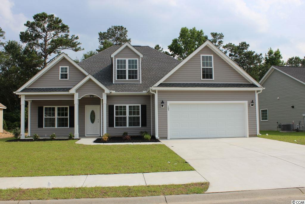 Detached MLS:1902475   105 Barons Bluff Dr. Conway SC