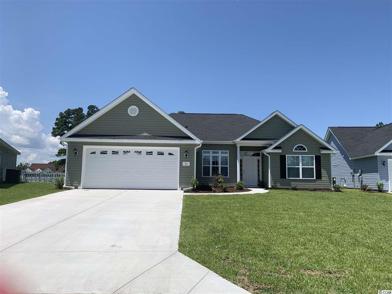 Detached MLS:1902485   95 Palmetto Green Dr. Longs SC