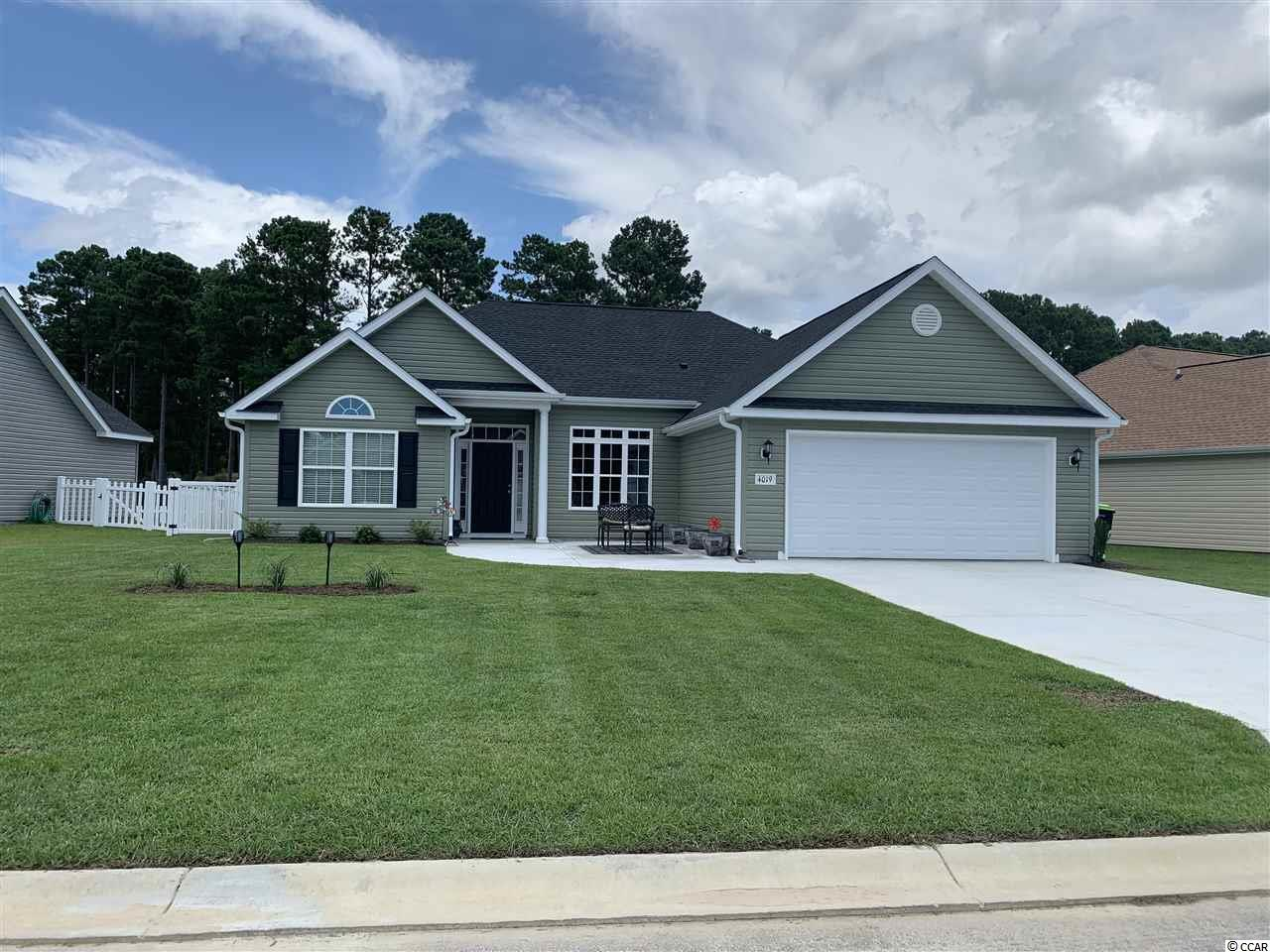 Detached MLS:1902537   4019 Comfort Valley Dr. Longs SC