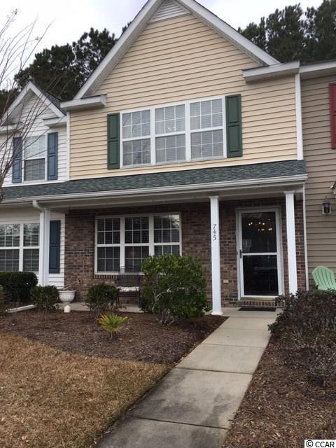 Townhouse MLS:1902583 WYNBROOKE TWNHM - Townhomes  745 Wilshire Ln. Murrells Inlet SC