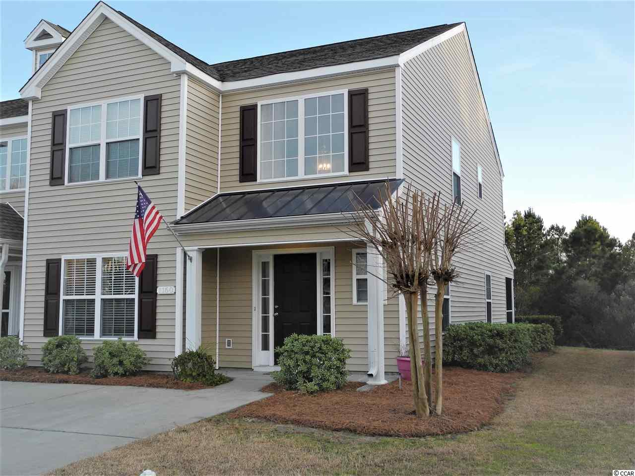 Townhouse MLS:1902588 The Orchards at The Farm  1160 Harvester Circle Myrtle Beach SC