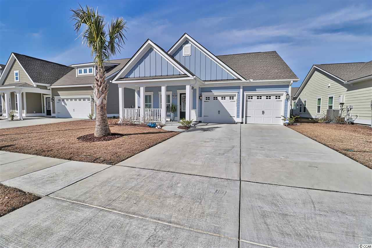 Detached MLS:1902666   2306 Lark Sparrow St. Myrtle Beach SC