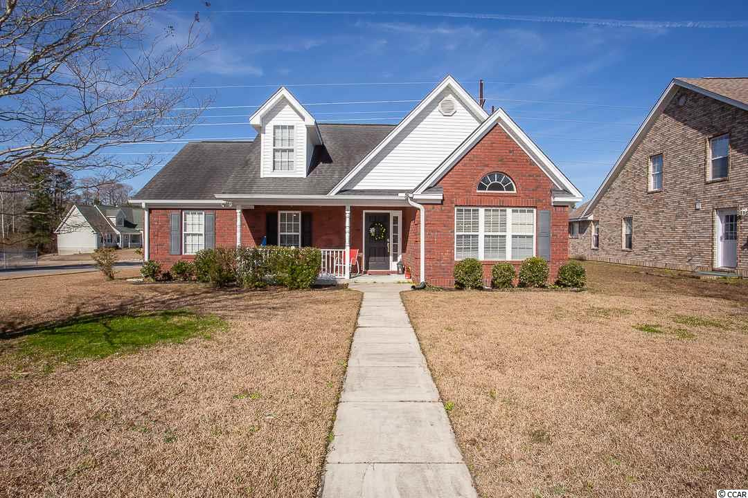 Detached MLS:1902736   316 Foxcatcher Dr. Myrtle Beach SC