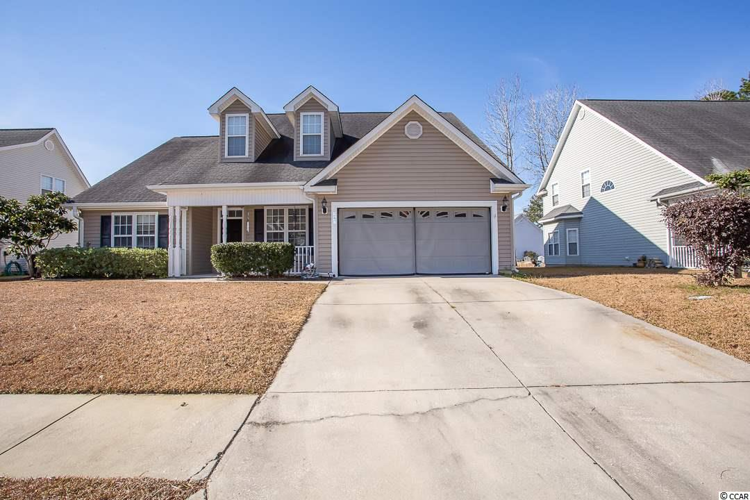 Detached MLS:1902738   247 Foxcatcher Dr. Myrtle Beach SC