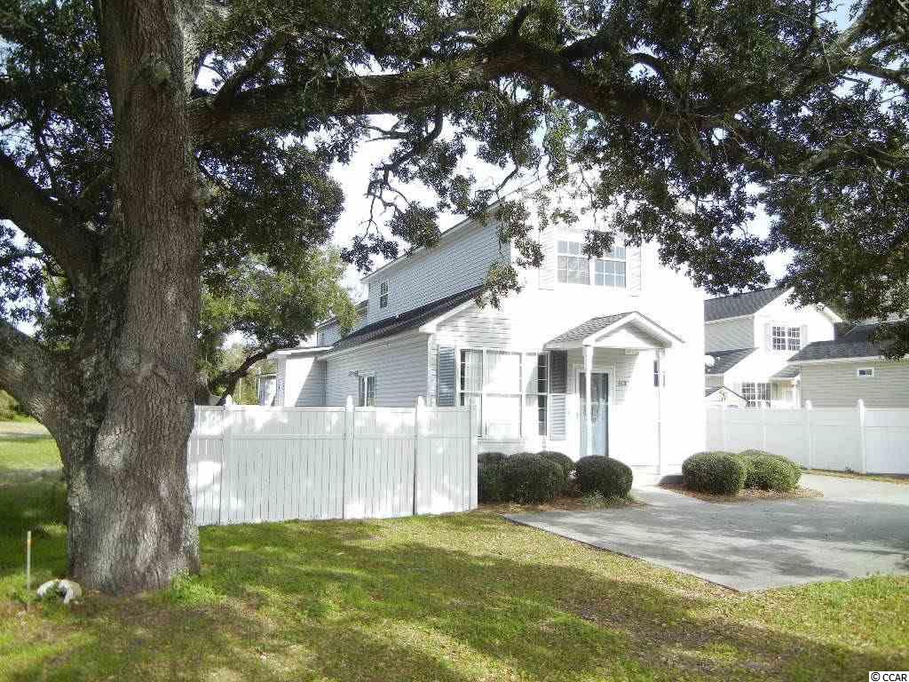 Detached with HPR MLS:1902743   418A 1st Ave. S Myrtle Beach SC