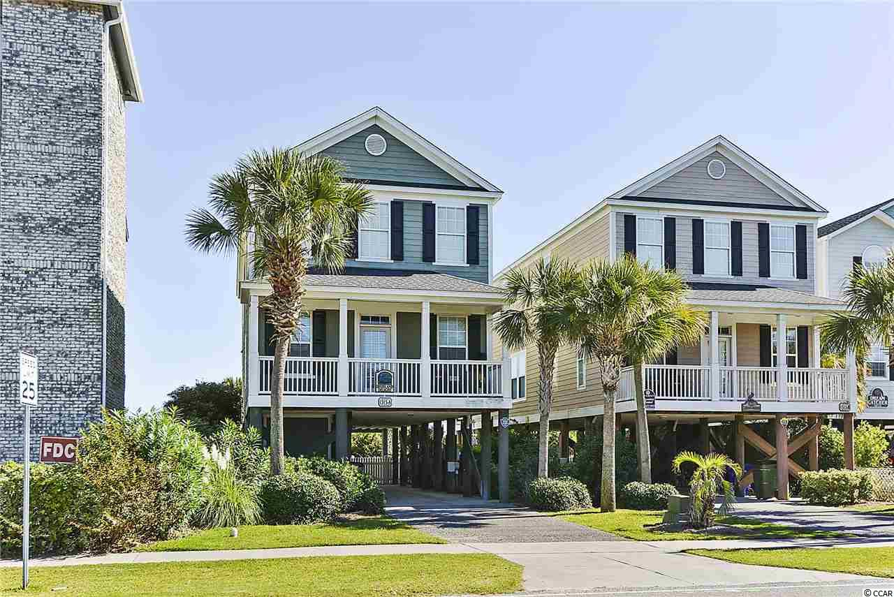 Detached MLS:1902760   1315A N Ocean Blvd. Surfside Beach SC