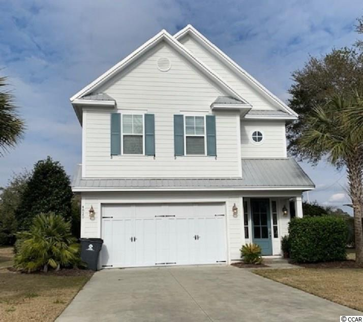 Detached with HPR MLS:1902848   4820 Cantor Ct. North Myrtle Beach SC