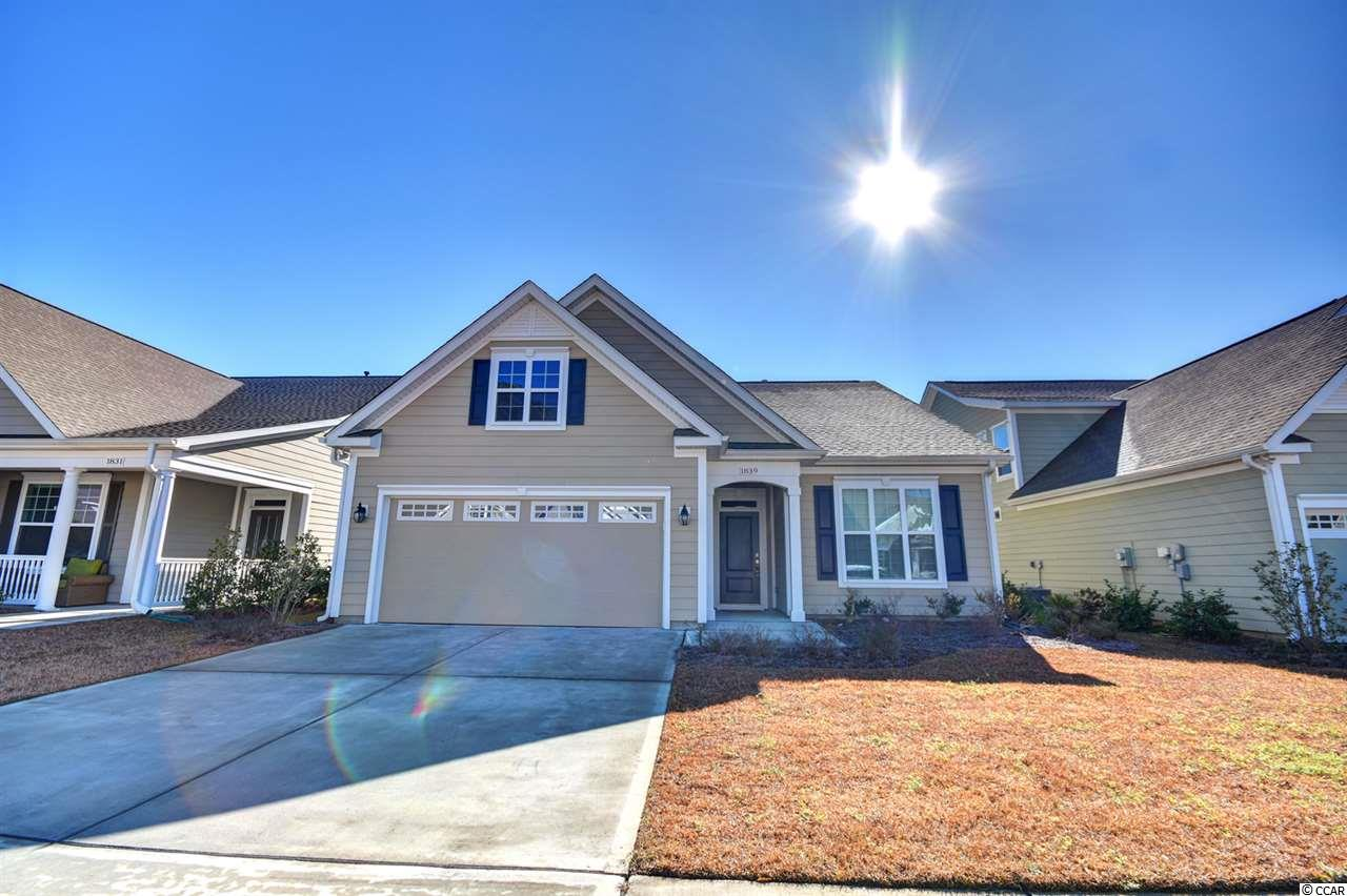 Detached MLS:1902880   1839 Willowcress Ln. Myrtle Beach SC