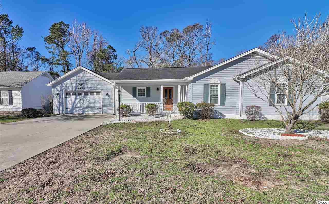 Detached MLS:1902942   4414 Bradford Circle Myrtle Beach SC