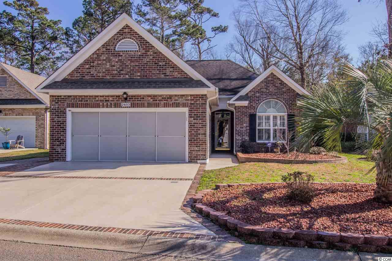Detached MLS:1903018   2603 Clearwater St. Myrtle Beach SC