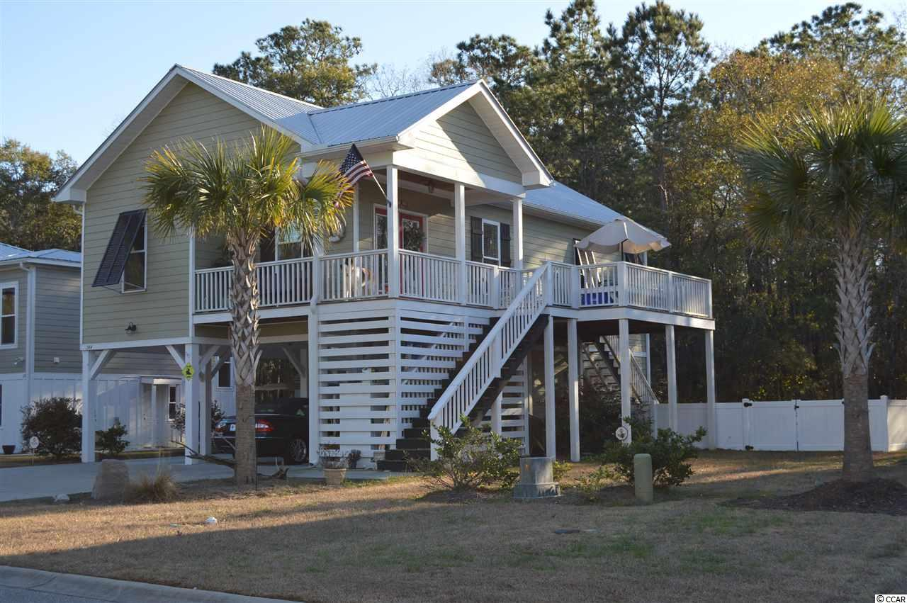 Detached MLS:1903074   144 Crane Dr. Pawleys Island SC