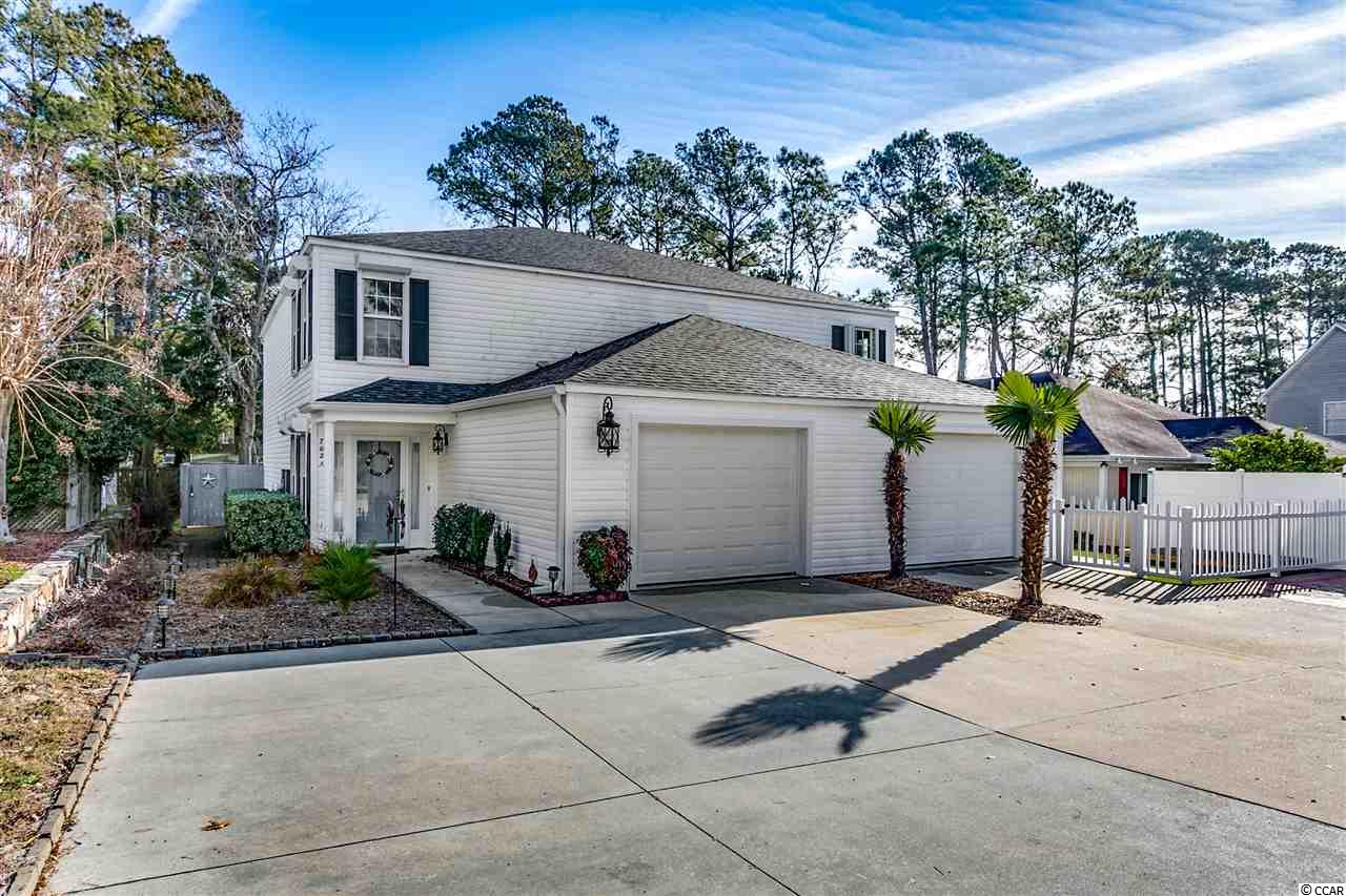 Semi-Detached MLS:1903107   702 S 23rd Ave. S North Myrtle Beach SC