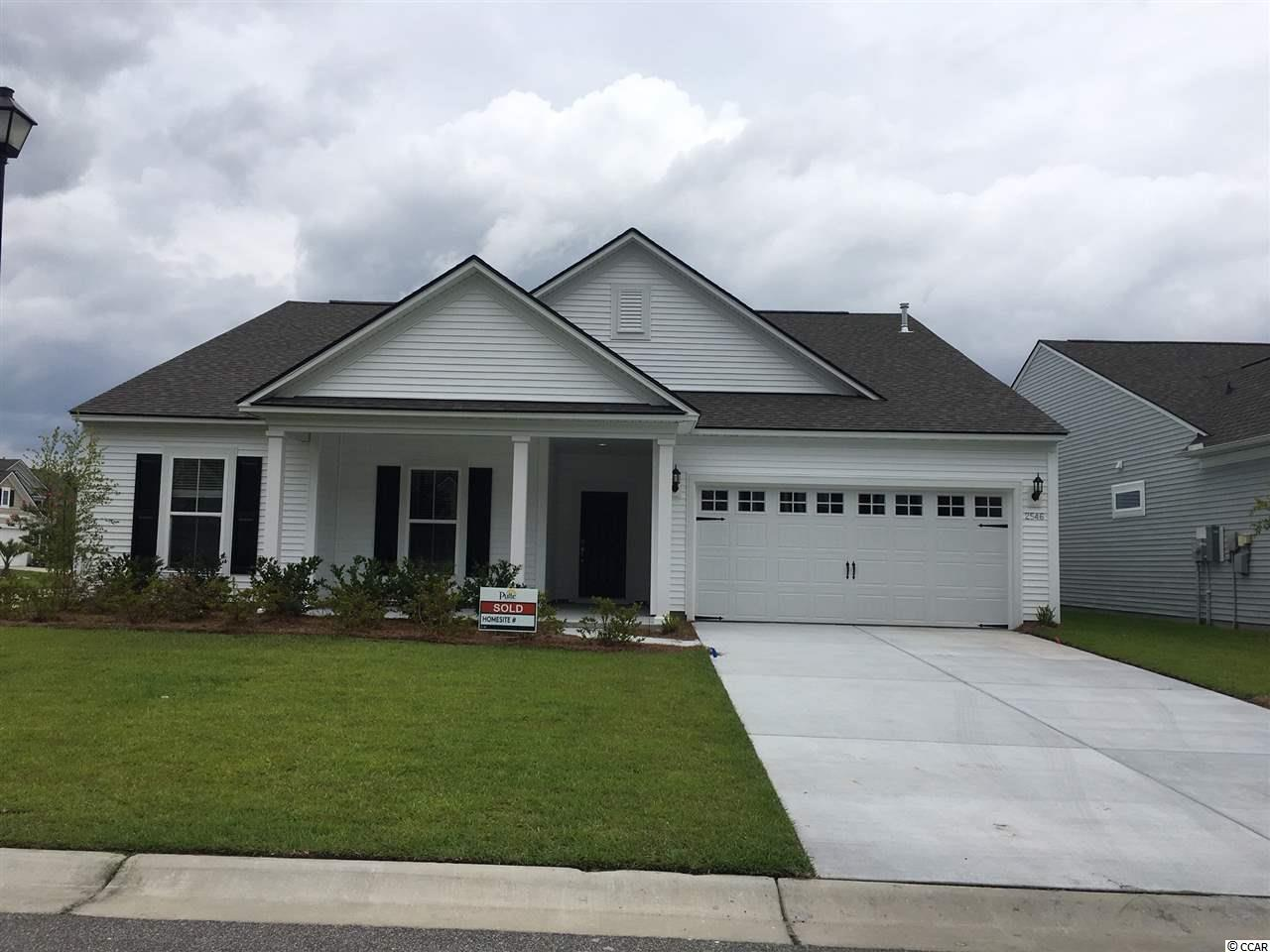 Detached MLS:1903137   2546 Great Scott Dr. Myrtle Beach SC