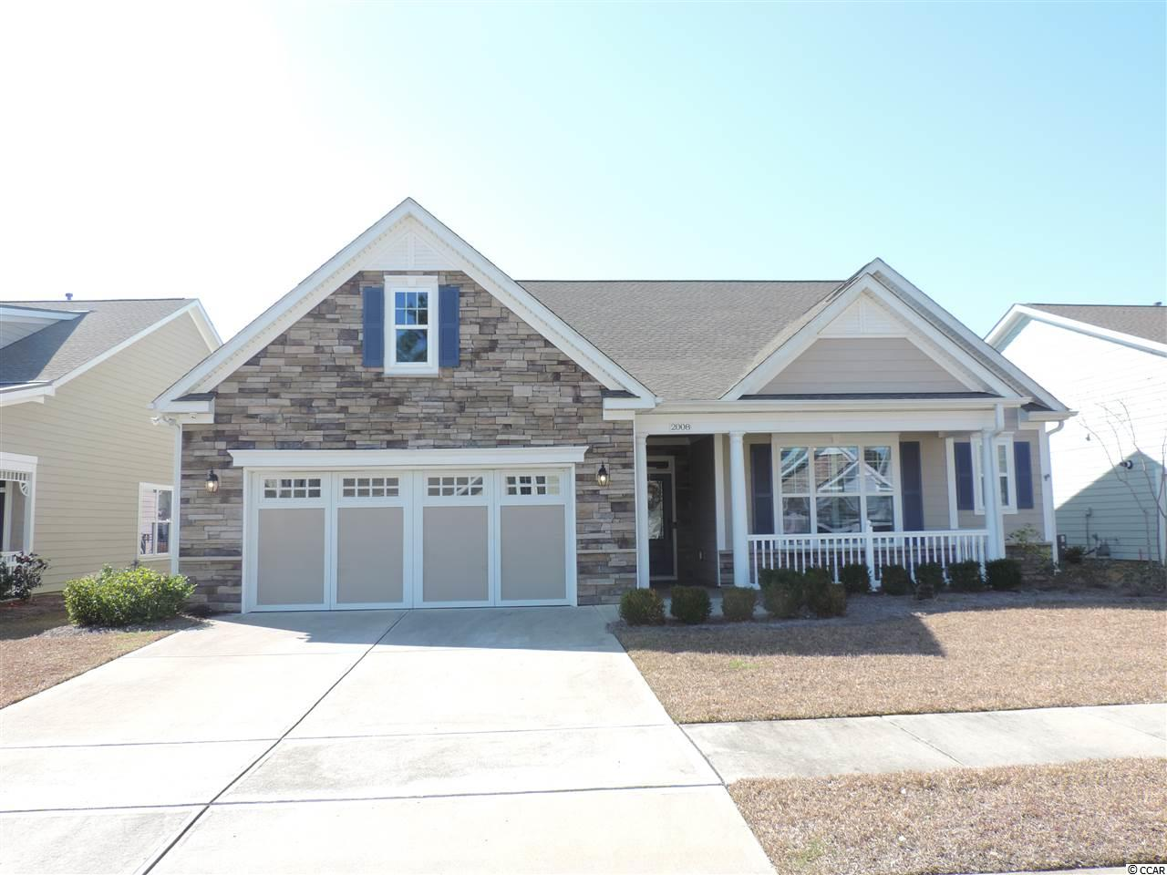 2008 Suncrest Dr., Myrtle Beach, South Carolina