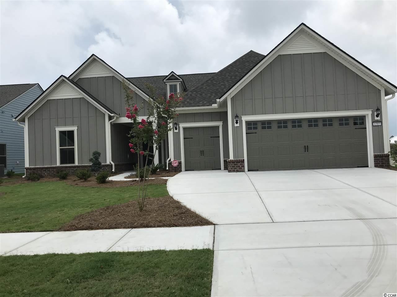 Detached MLS:1903191   6585 Cagliari Court Myrtle Beach SC