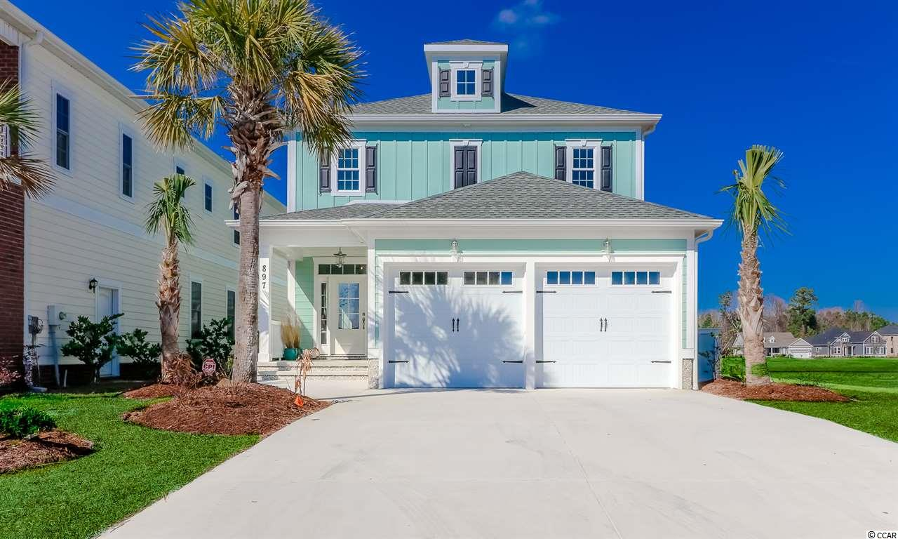 Detached MLS:1903200   897 Crystal Water Way Myrtle Beach SC