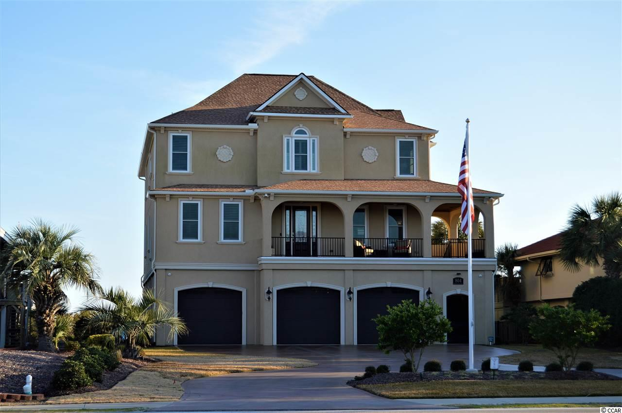 804 N Ocean Blvd., one of homes for sale in North Myrtle Beach
