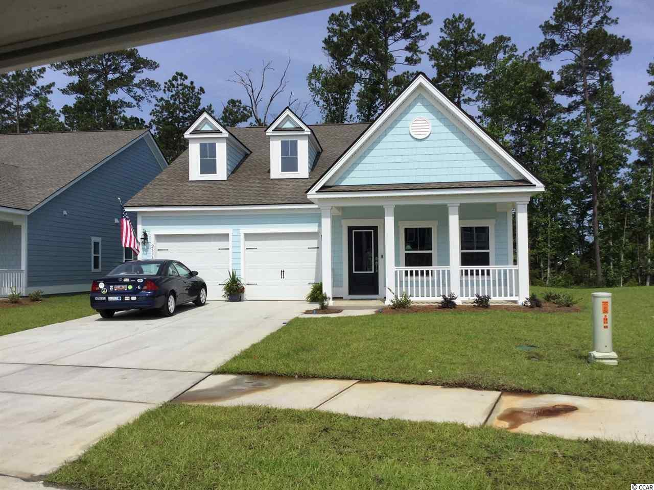 Detached MLS:1903298   2538 Goldfinch Dr. Myrtle Beach SC