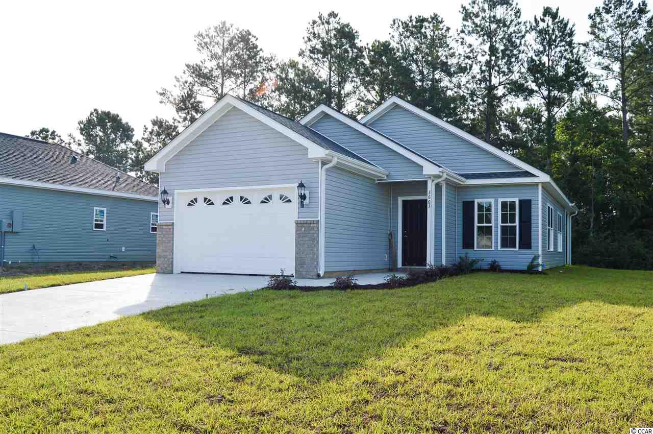 Detached MLS:1903306   3663 Clay Pond Village Ln. Myrtle Beach SC