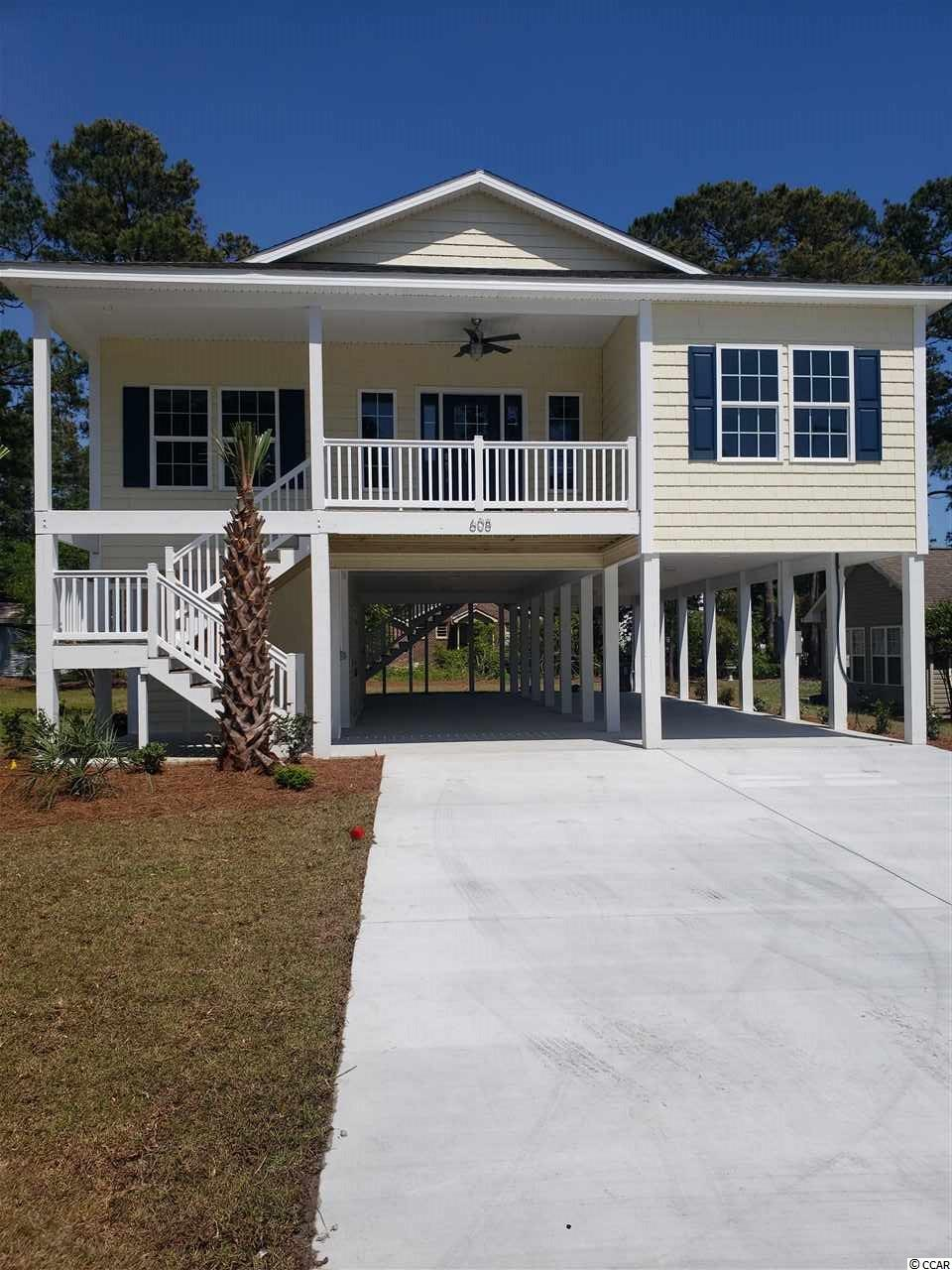Detached MLS:1903405   608 23rd Ave. S North Myrtle Beach SC
