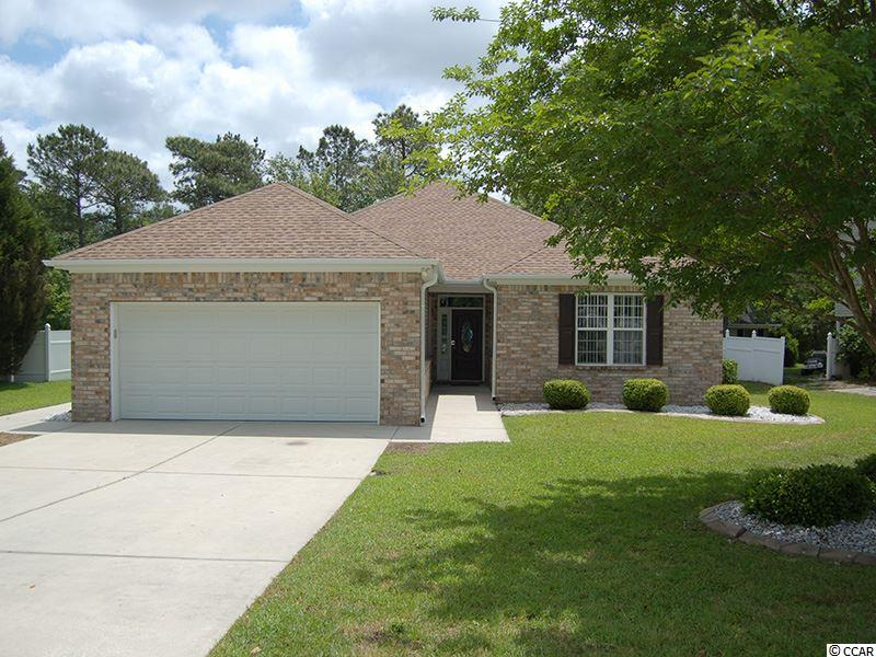 Detached MLS:1903434   2749 Canvasback Trail Myrtle Beach SC
